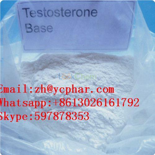 Testosterone base (Skype:597878353)Test base Steroid powder Natural Anabolic