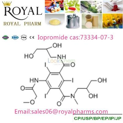Lopromide  CAS:66108-95-0 X-CT Contrast Medium