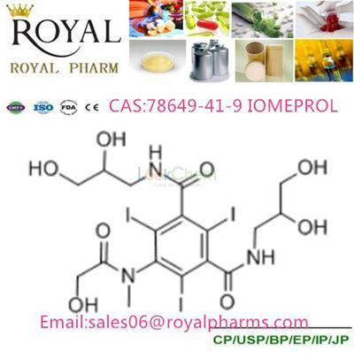 Lomeprol CAS:78649-41-9 X-CT Contrast Medium