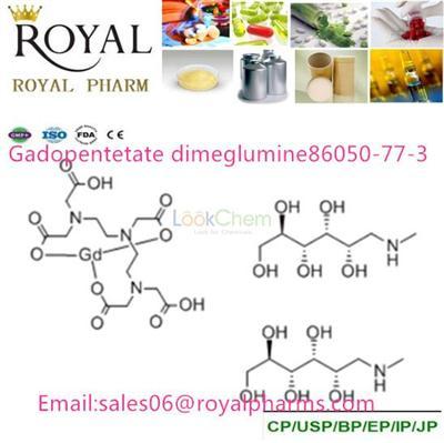 Gadopentetate dimeglumine CAS:86050-77-3  MRI Contrast Medium
