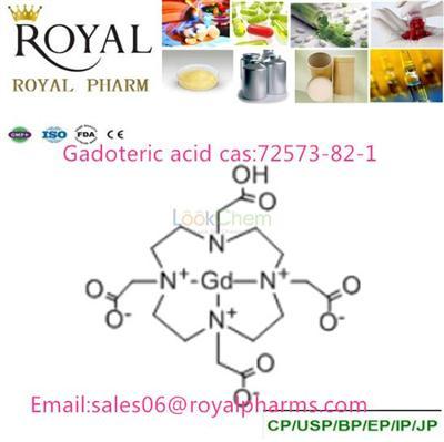 Gadoteric acid CAS:72573-82-1 MRI Contrast Medium