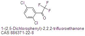 Wholesale 2',5'-Dichloro-2,2,2-trifluoroacetophenone 886371-22-8