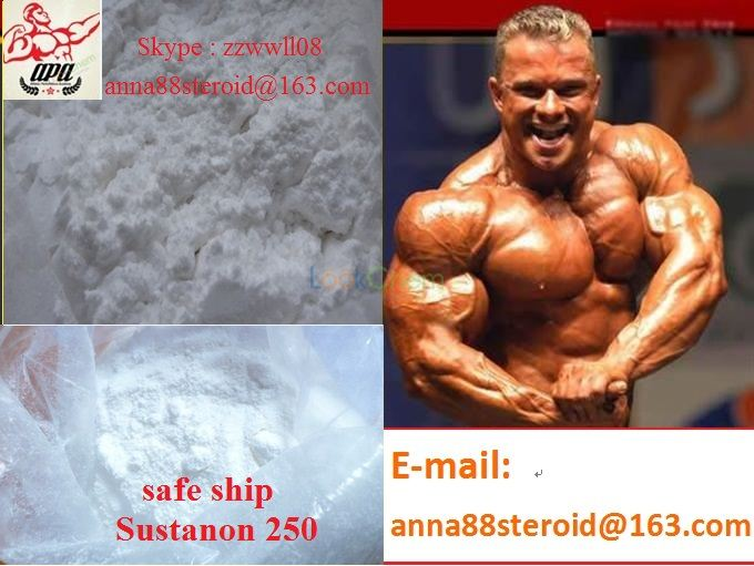 High Quality Muscle Building Steroid /Testosterone Blend  /Sustanon250 /Testosterone Mixed(315-37-7)