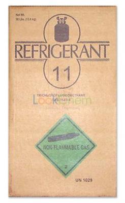 fluortrichloromethane R11