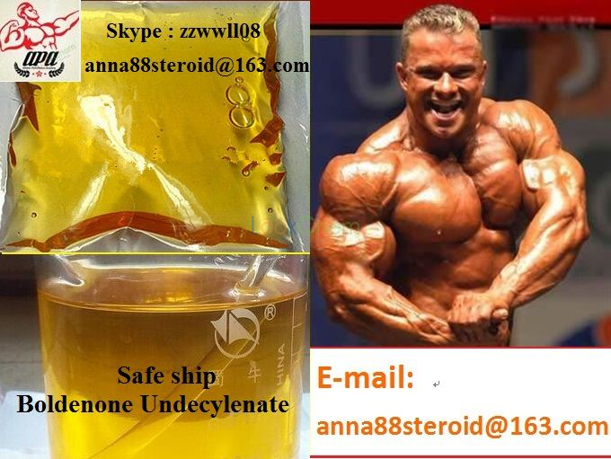 High Quality Muscle Building Steroid Anabolic /Boldenone Undecylenate(13103-34-9)