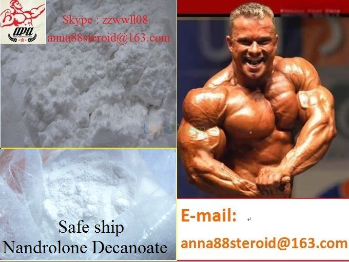 High Quality Muscle Building Steroid Anabolic /Nandrolone DecanoateNandrolone Decanoate/Deca Durabolin/decadurabolin(1255-49-8)