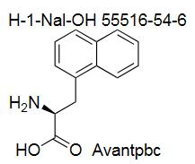 3-(1-Naphthyl)-L-alanine;L-1-Naphthylalanine(55516-54-6)