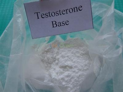 Testosterone base raw steroid powder hormone CAS 58-22-0 for body building