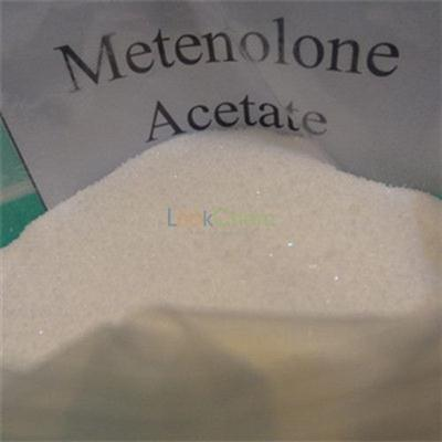 Methenolone Acetate CAS 434-05-9 steroid powder injectable liquid(434-05-9)