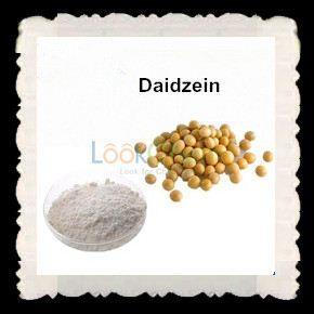 Factory price supply pure Natural Daidzein powder