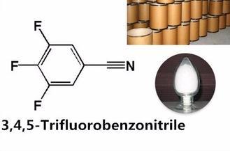 3,4,5-Trifluorobenzonitrile CAS :134227-45-5(134227-45-5)