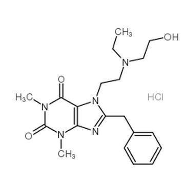 bamifylline hydrochloride CAS NO.:20684-06-4