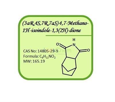 (3aR,4S,7R,7aS) 4,7-Methano-1H-isoindole-1,3(2H)-dione