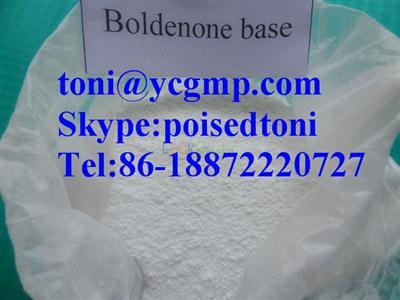 Raw Powder Boldenone Base (CAS: 846-48-0)