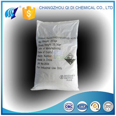 High Quality Phosphorous acid 99% powder H3PO3