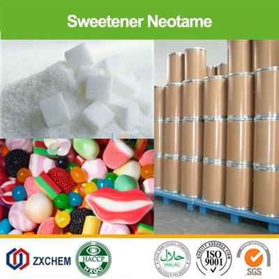 Sweetener Neotame 8000times than sugar
