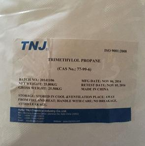 Trimethylol Propane(TMP), CAS No.: 77-99-6