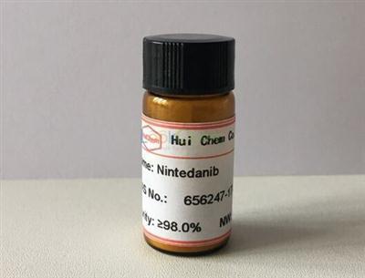 Nintedanib (BIBF 1120)