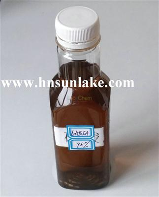 27176-87-0 Linear AlkylbenzeneSulphonic Acid (LABSA) CAS NO.27176-87-0