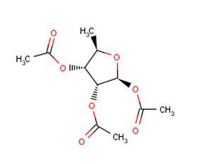 1,2,3-Triacetyl-5-deoxy-D-ribose(62211-93-2)