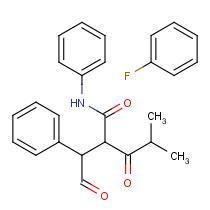 2-[2-(4-Fluorophenyl)-2-oxo-1-phenylethyl] -4-methyl-3-oxo-N-phenylpentanamide(125971-96-2)