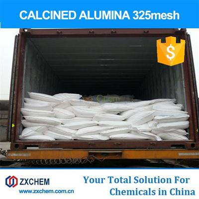 Calcined alumina (alpha phase)