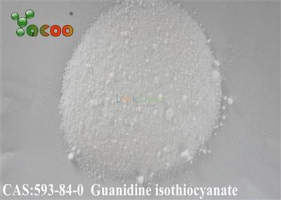 Guanidine isothiocyanate(593-84-0)
