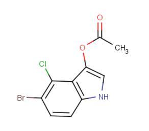 5-Bromo-4-chloro-3-indolyl acetate