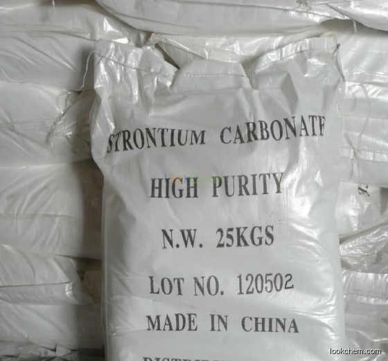 Manufacturer of 98% strontium carbonate 1633-05-2