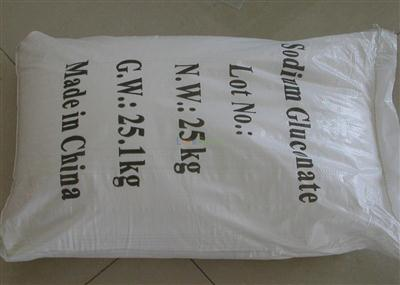 Fatory Sodium Gluconate Powder