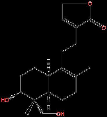 Deoxyandrographolide
