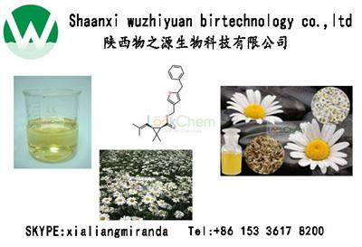 High Quality Pyrethrins Soluble Powder 3%-50% / Pyrethrum Extract / Pyrethrins CAS 8003-34-7
