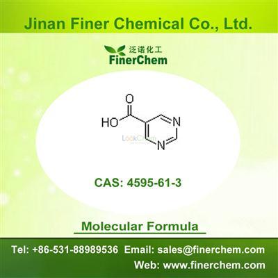 5-Pyrimidinecarboxylic acid