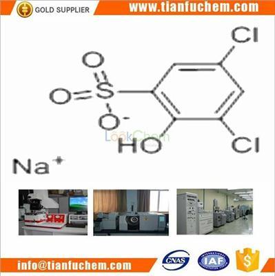 TIANFU-CHEM 2-hydroxy-3,5-dichlorobenzenesulfonic acid,sodium salt(54970-72-8)