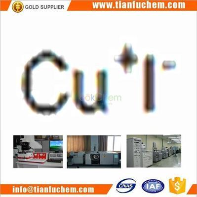 Cuprous iodide CAS: 7681-65-4