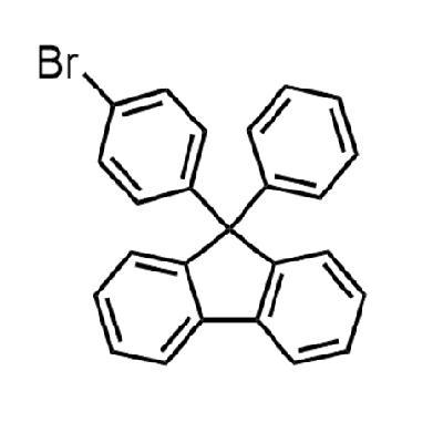 9-(4-Bromophenyl)-9-phenylfluorene(937082-81-0)
