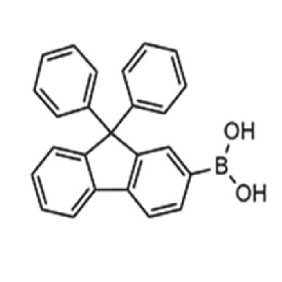 9,9-diphenyl-9H-fluoreN-2-ylboronicacid(400607-31-0)