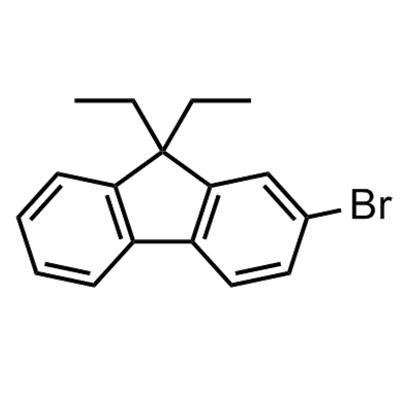 2-Bromo-9,9-diethylfluorene(287493-15-6)
