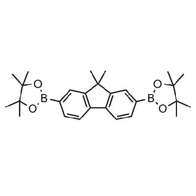1,3,2-dioxaborolane, 2,2'-(9,9-dimethyl-9h-fluorene-2,7-diyl)bis[4,4,5,5-tetramethyl](325129-69-9)