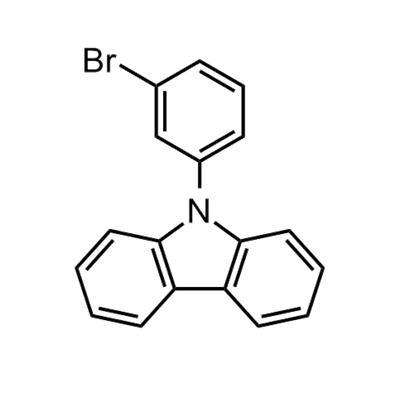 9-(3-Bromophenyl)carbazole(185112-61-2)