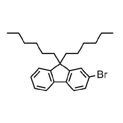 2-Bromo-9,9-dihexylfluorene(226070-05-9)