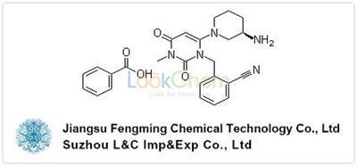 Alogliptin benzoate;high quality