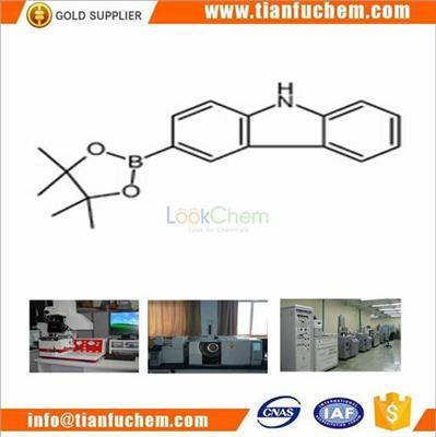 3-(4,4,5,5-tetraMethyl-1,3,2-dioxaborolan-2-yl)-carbazole(855738-89-5)