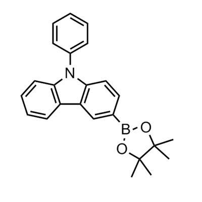 9-Phenyl-3-(4,4,5,5-tetramethyl-1,3,2-dioxaborolan-2-yl)-9H-carbazole(1126522-69-7)