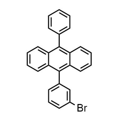 9-(3-broMophenyl)-10-phenyl-anthracene(1023674-80-7)