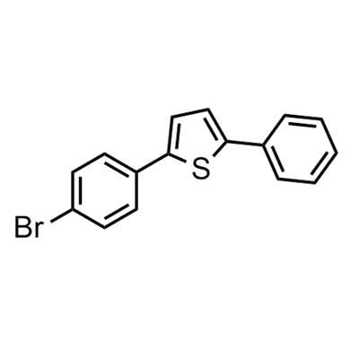 2-(4-Bromophenyl)-5-phenylthiophene(118621-30-0)