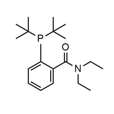 2-[bis(1,1-dimethylethyl)phosphino]-N,N-diethyl-Benzamide(779339-46-7)
