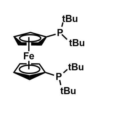 1,1'-Bis(di-tert-butylphosphino)ferrocene(84680-95-5 )