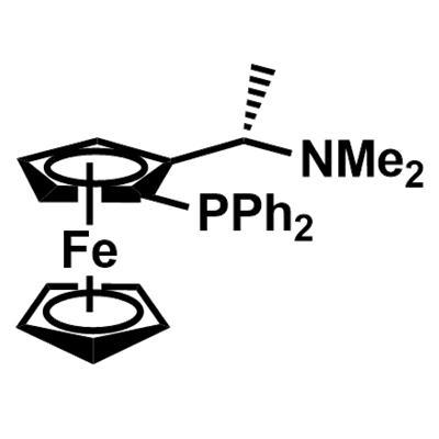 (2S)-1-[(1R)-1-(dimethylamino)ethyl]-2-(diphenylphosphino)-Ferrocene(74311-54-9)