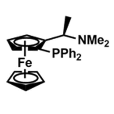 (2R)?-1-?[(1S)?-?1-?(Dimethylamino)?ethyl]?-?2-?(diphenylphosphino)?ferrocene(55650-58-3)